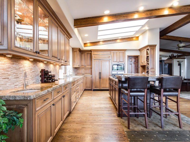 Kitchen, Dining, Interior, Home, Room, Interior Design